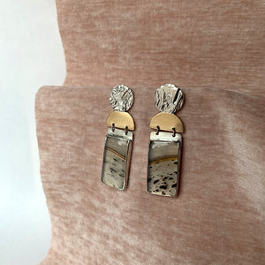 Montana Agate Sister Earrings