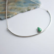 Turquoise Gemma Collar Necklace