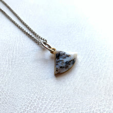 SALE Dendritic Agate Necklace