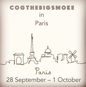 COGTHEBIGSMOKE Paris Debut!