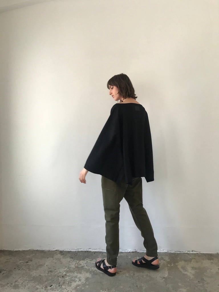 SQUARE TOP W/WING