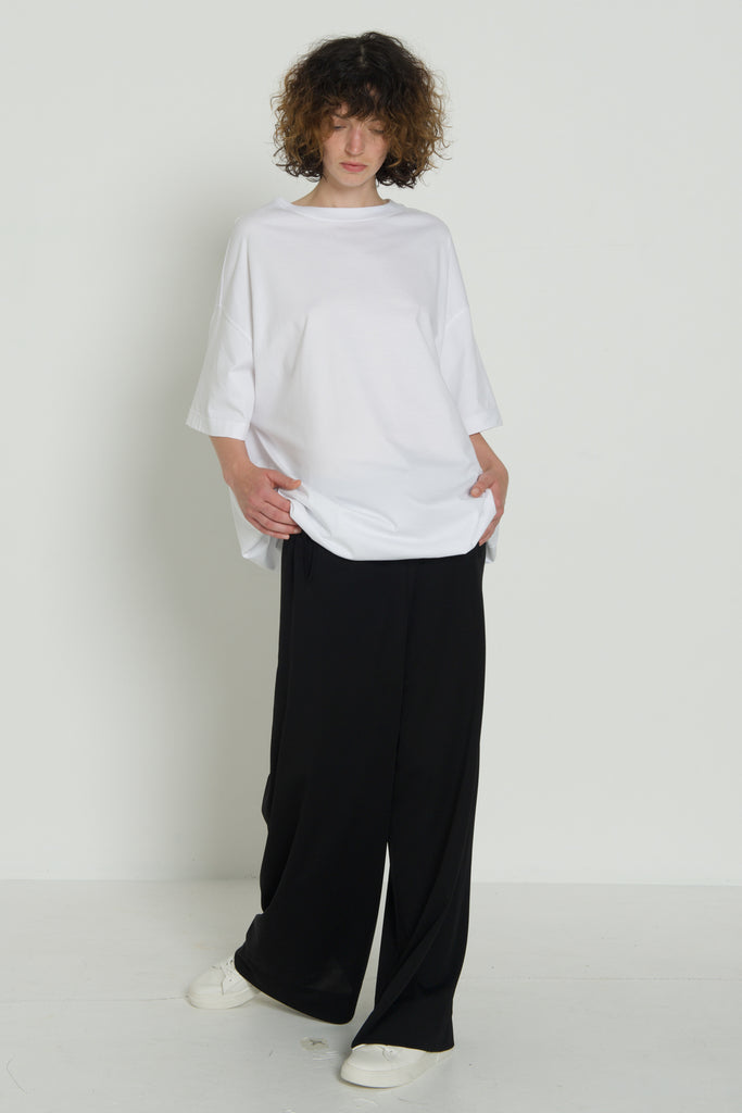 SUPER LOOSE TROUSERS / VENETIAN JERSEY - C4 (4859370766415)