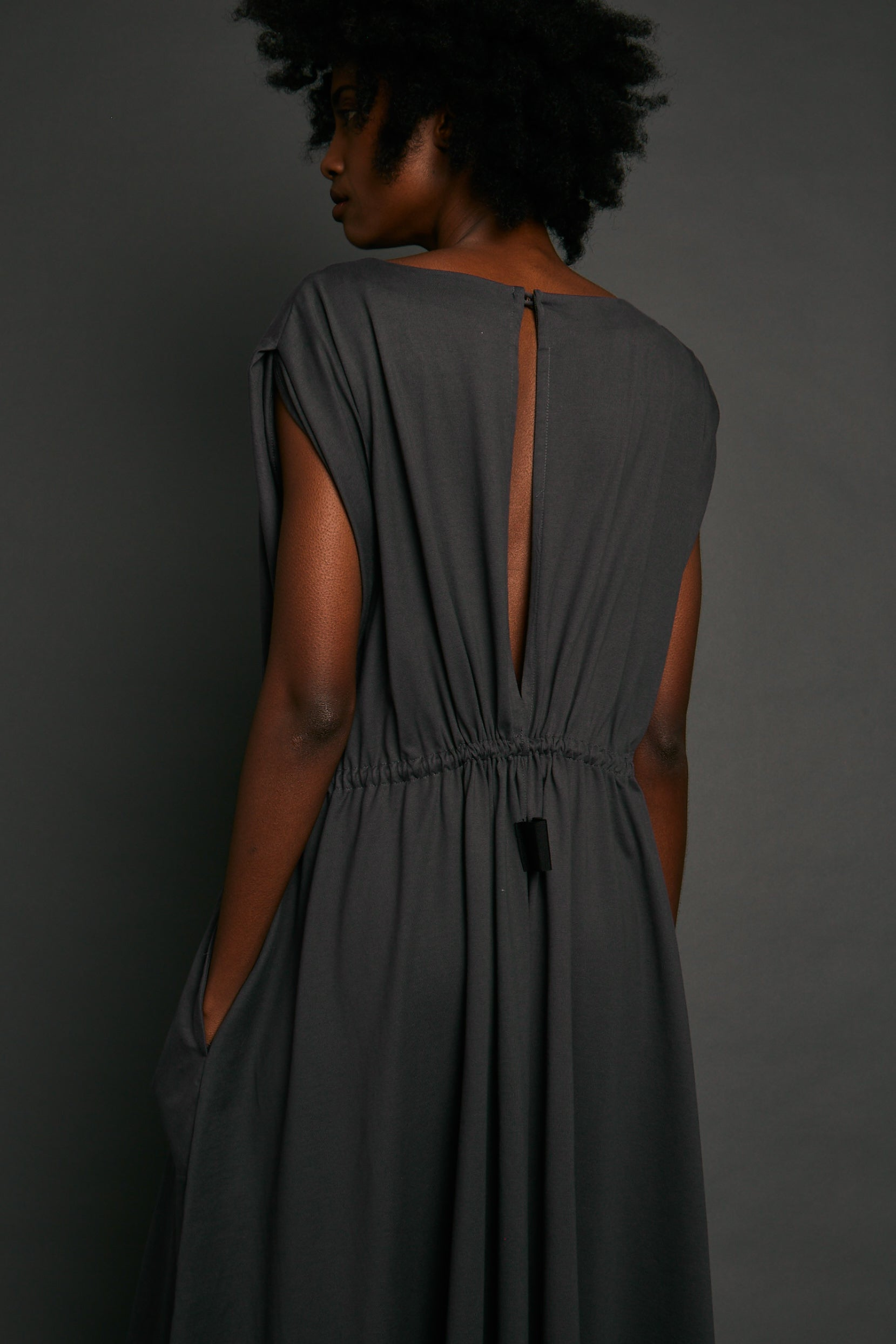 A-LINE JUMP-SUIT / HIGH DENSITY COTTON - C2 (4437736063055)