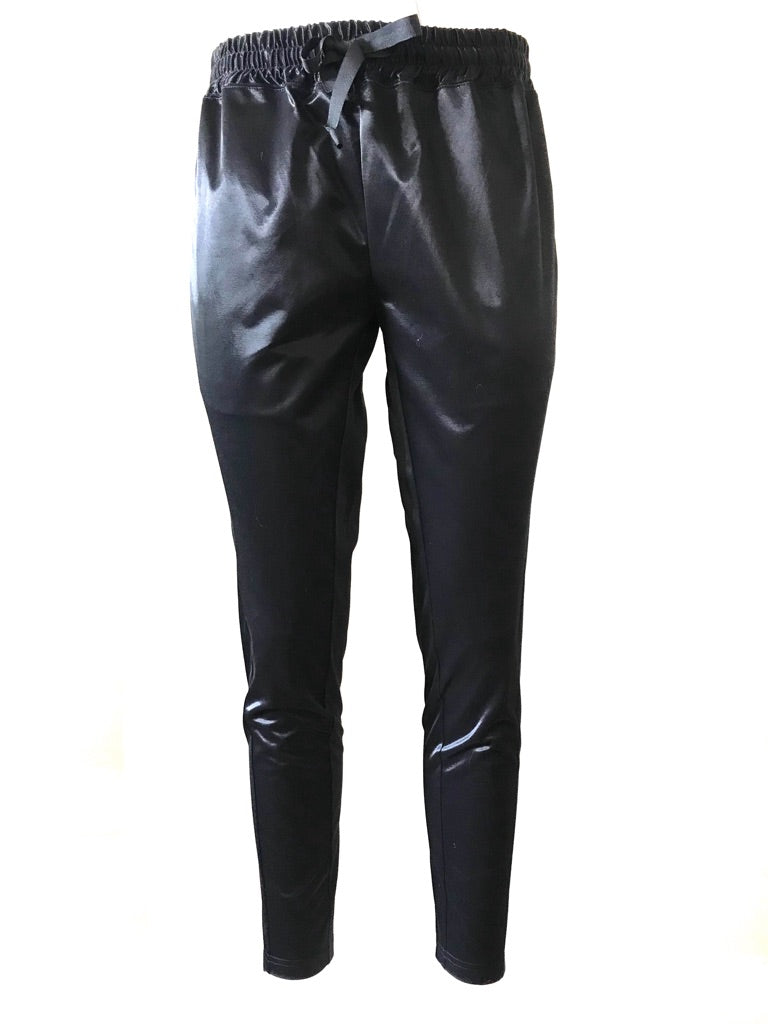 JODHPUR LEGGINGS  / COTTON SATIN JERSEY - C2