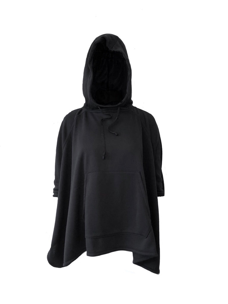MEGA HOODY PULL OVER / ECO POLYPRODUCT - C2 (4437735571535)