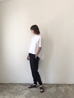 DORGLAN BACK FLAIR T  / WASHED COTTON - C2