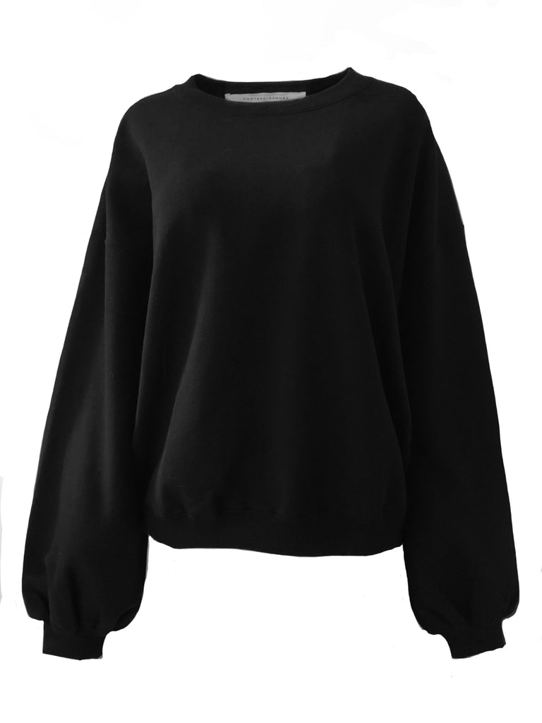 PUFF SLV SWEAT / MVS DRY TERRY - C4 (4859369324623)
