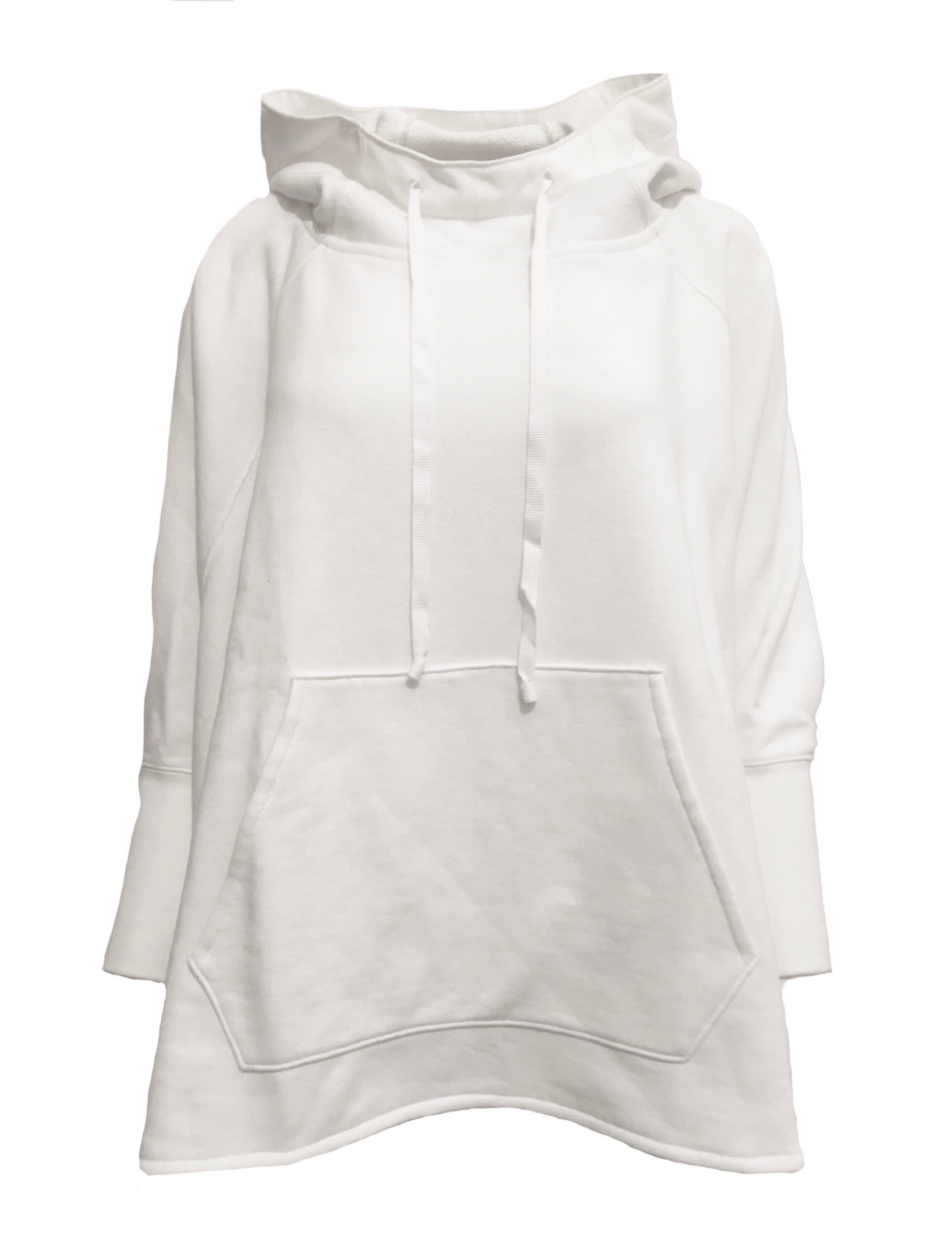 MEGA HOODY PULL OVER / COTTON TERRY