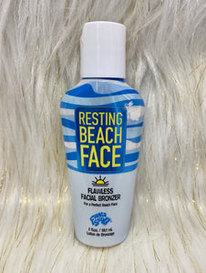 Resting Beach Face Flawless Facial Bronzer