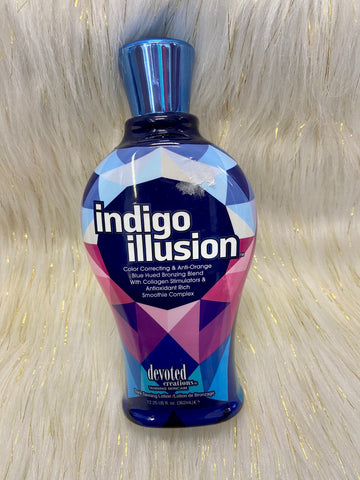 Indigo Illusion Color Corrector & Anti-Orange