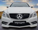 Mercedes Led Badge Emblem White Light Car Star Logo Front Grill Glow  INCLUDING CONNECTION KIT (Silver 2005-2011)