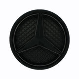 Mercedes benz Led Badge Emblem  Light Car Star Logo Front Grill  INCLUDING CONNECTION KIT(Black 2011-2020)