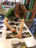 Guy Martin - Union Mills - TT 2015 - 10 x 8 Autographed Picture