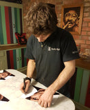 Guy Martin - Headshot - 12 x 8 Autographed Picture