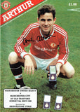 Manchester United v Manchester City - Paddy Crerand - Testimonial Programme