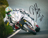 Cameron Donald - Guthries Memorial - TT 2015 - 16 x 12 Autographed Picture