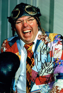 Roy Chubby Brown - Comic - 12 x 8 Autographed Picture