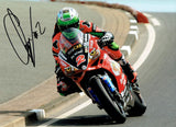 Glenn Irwin - NW 200 - 2018 - 16 x 12 Autographed Picture
