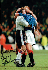 Andy Goram - Rangers - 12 x 8 Autographed Picture
