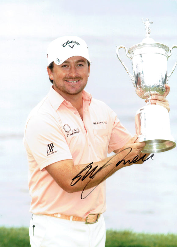 Greame McDowell - US Open Winner - 16 x 12 Autographed Picture