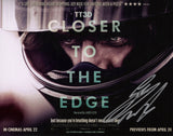 Guy Martin - Closer to the edge promo - TT 2011 - 16 x 12 Autographed Picture