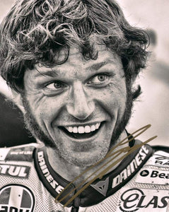 Guy Martin - Smiling 2 - TT 2014 - 16 x 12 Autographed Picture