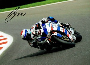 Jake Dixon - British Superbikes - 2018 - 16 x 12 Autographed Picture