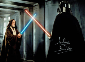 Dave Prouse - Darth Vader - Star Wars - 18 x 12 Autographed Picture