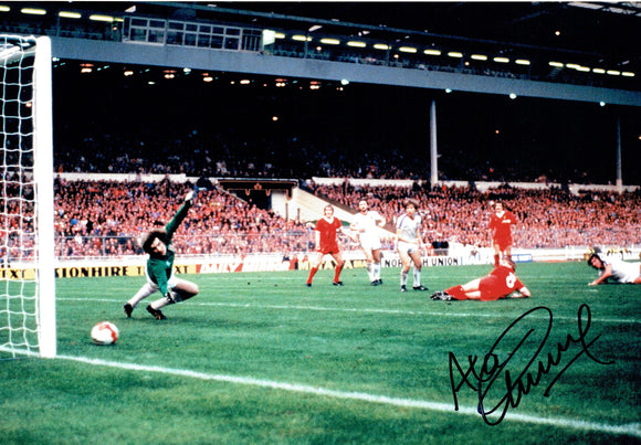 Alan Kennedy - Liverpool - 1981 European Cup Winner - 12 x 8 Autographed Picture