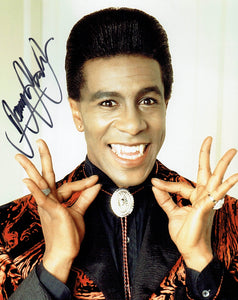 Danny John Jules - Red Dwarf - 10 x 8 Autographed Picture