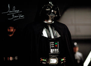 Dave Prouse - Darth Vader - Star Wars - 16 x 12 Autographed Picture