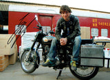 Guy Martin - Indian - 16 x 12 Autographed Picture