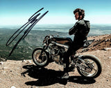 Guy Martin - Pikes Peak 4 - 2014 - 10 x 8 Autographed Picture
