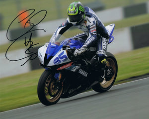 Cal Crutchlow - World Supersport - 16 x 12 Autographed Picture