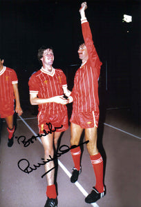 Ronnie Whelan - Liverpool F.C. - 1984 European Cup Winner - 12 x 8 Autographed Picture