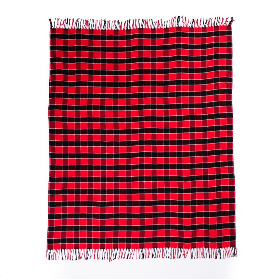 Throw | Wrap - Maasai