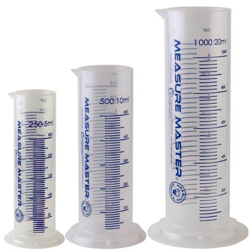 Measure Master Graduated Cylinder 250 ml / 10 oz