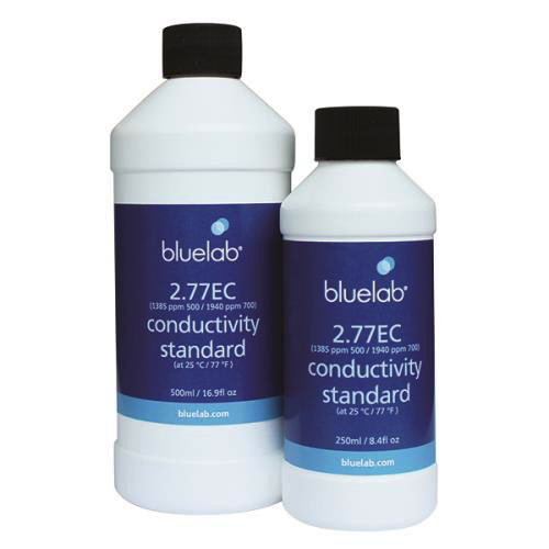 Bluelab 2.77EC Conductivity Solution 500 ml