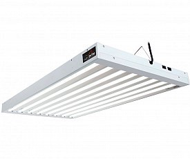 AgroBrite T5 432W 4' 8-Tube Fixture with Lamps
