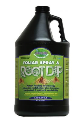 Microbe Life Foliar Spray & Root Dip, 1 gal