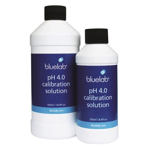 Bluelab pH 4.0 Calibration Solution 500 ml