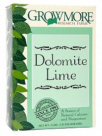 Grow More Dolomite Lime, 4 lbs