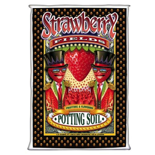 FoxFarm Strawberry Fields Fruiting and Flowering Potting Soil 1.5 cu f