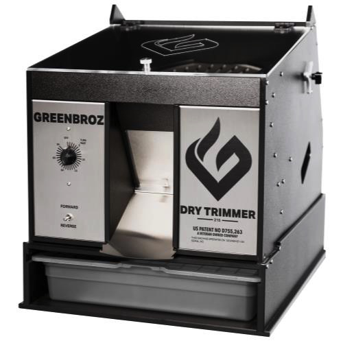 GreenBroz 215 Dry Trimmer