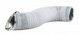 "Can MAX-DUCT Vinyl Ducting, 6"" - 25'"