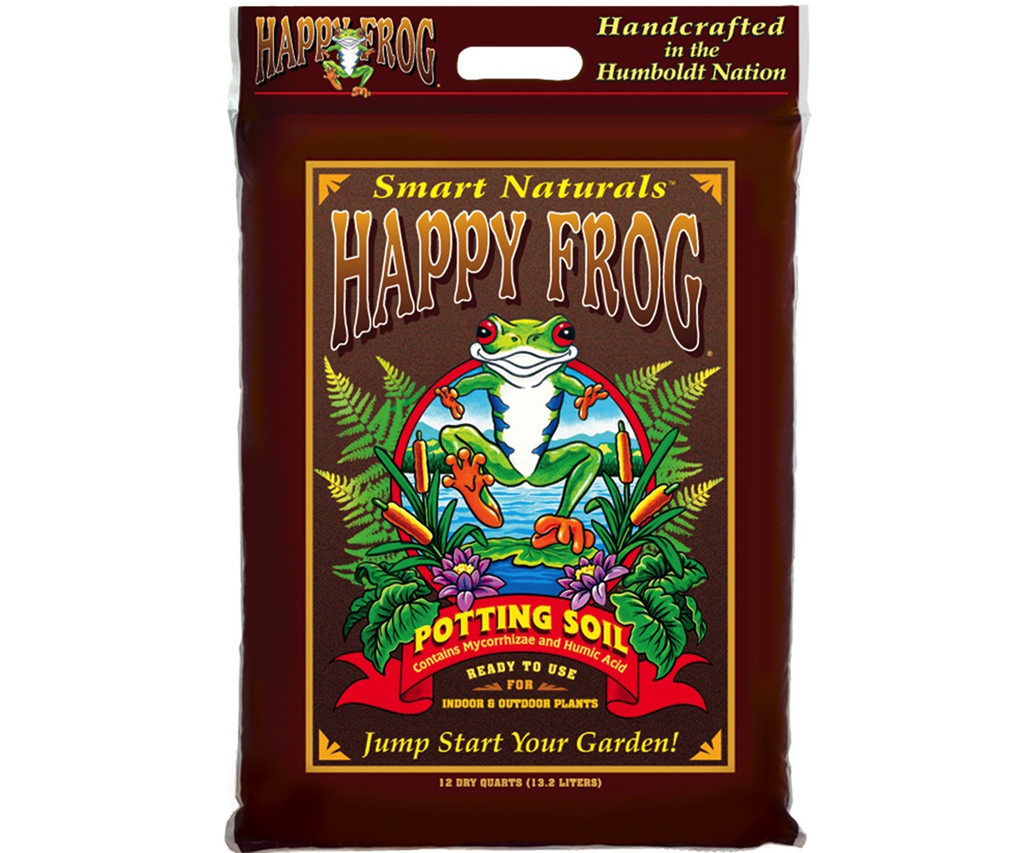 Foxfarm Happy Frog Potting Soil, 12 qt