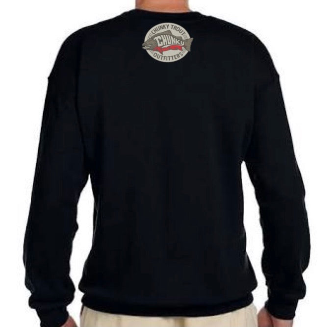 ! Brookie Football Crewneck
