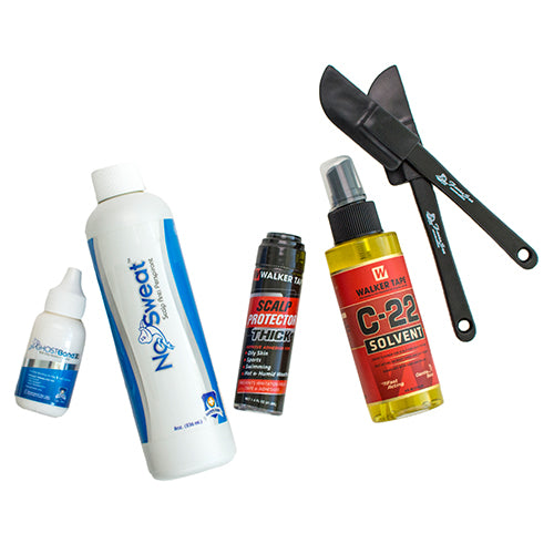 Hair Unit Starter Kit