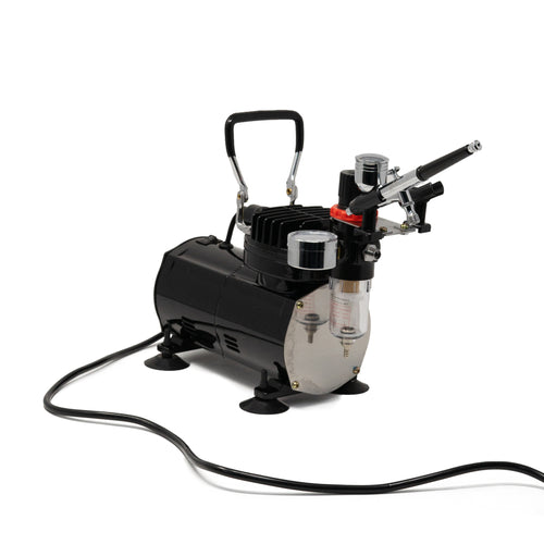 Airbrush Gun with Compressor