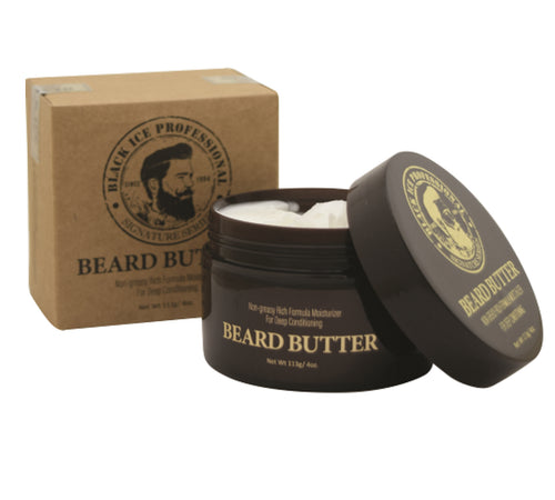 Black Ice Beard Butter